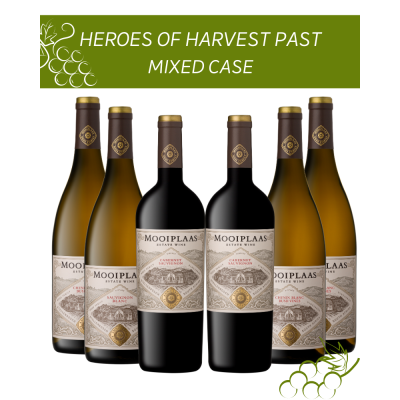 Mooiplaas Heroes of Harvest Past Mixed Case