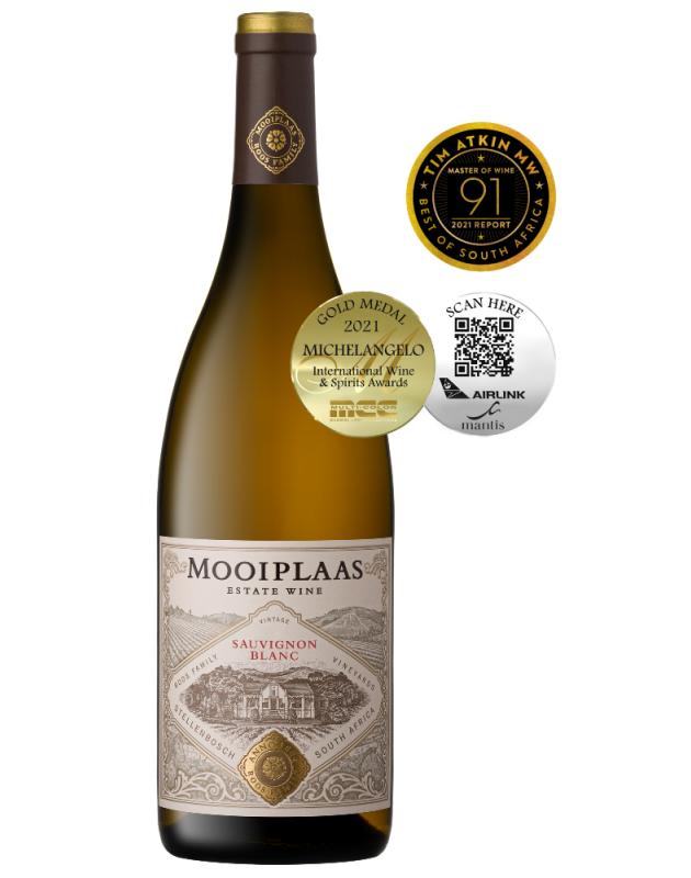 Mooiplaas Sauvignon Blanc